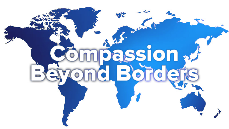 Compassion Beyond Borders