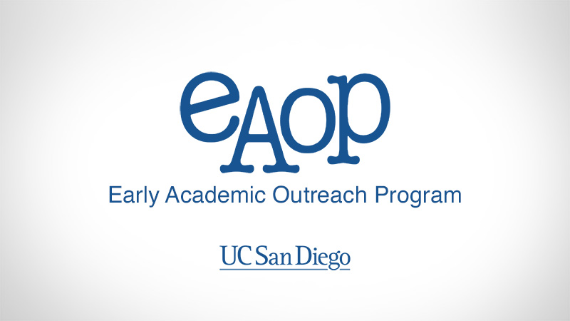 Early Academic Outreach Program (EAOP)