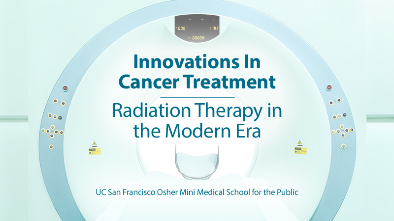 Innovations In Cancer Treatment: Radiation Therapy in the Modern Era