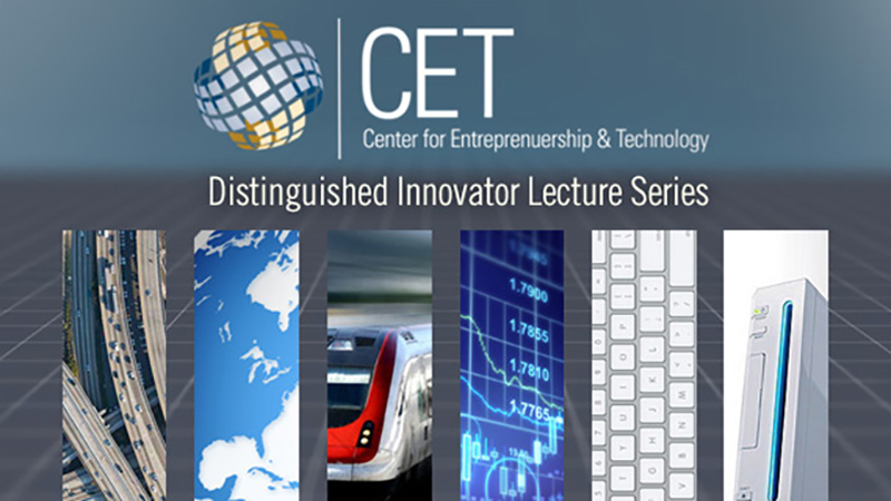 Distinguished Innovator Lectures