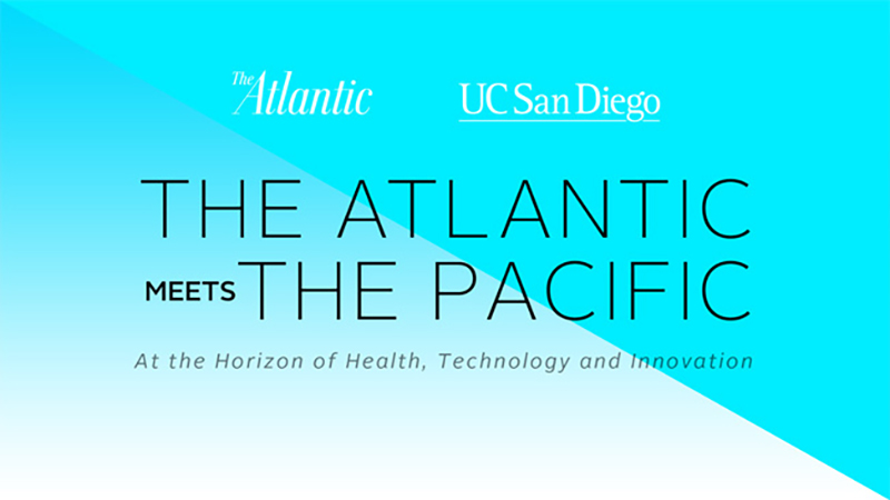 The Atlantic Meets The Pacific