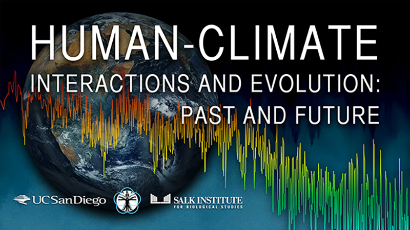 CARTA: Human-Climate Interactions and Evolution: Past and Future