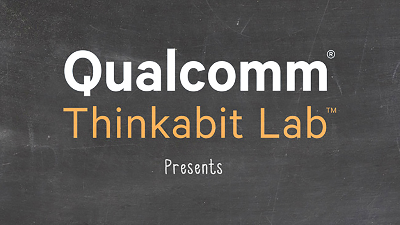 Qualcomm Thinkabit Lab Presents
