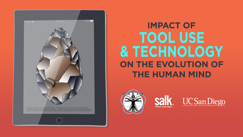 CARTA: Impact of Tool Use and Technology on the Evolution of the Human Mind