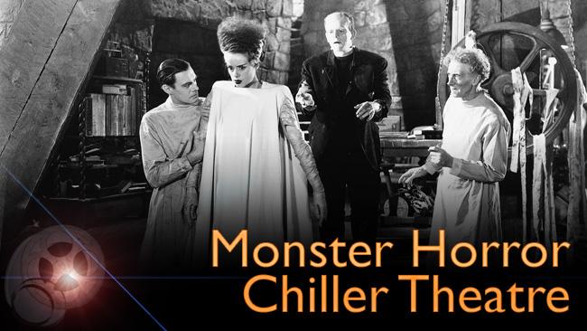 MONSTER HORROR CHILLER THEATRE