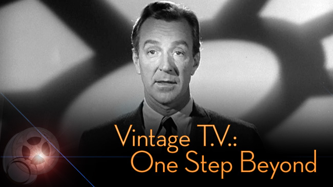 VINTAGE T.V.: ONE STEP BEYOND