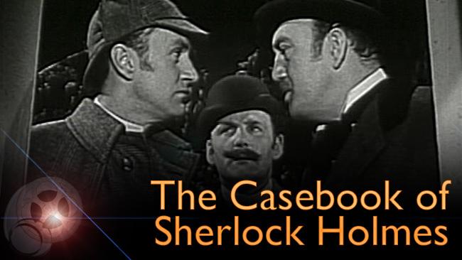 VINTAGE T.V.: THE CASEBOOK OF SHERLOCK HOLMES
