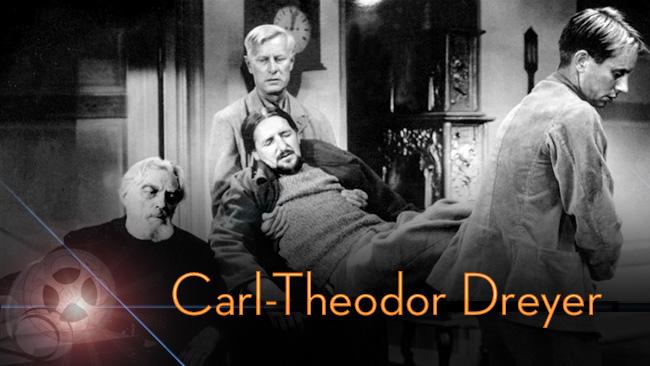 CARL-THEODOR DREYER