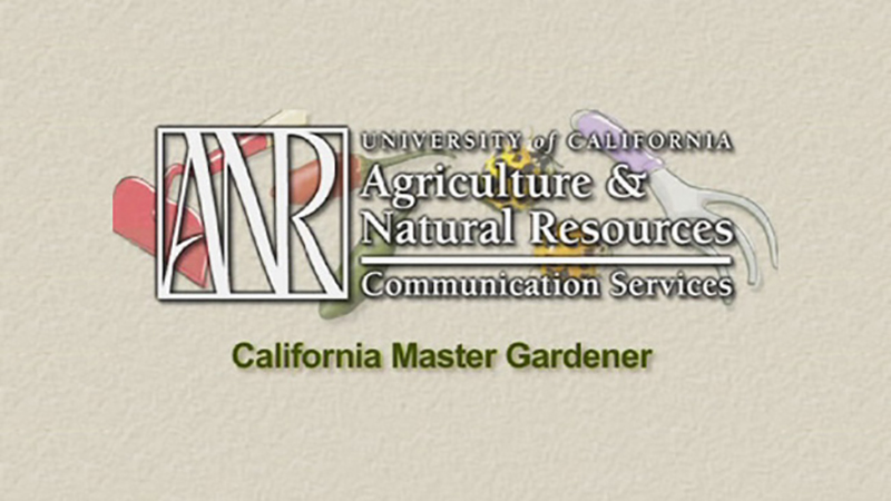 California Master Gardener Lecture Series