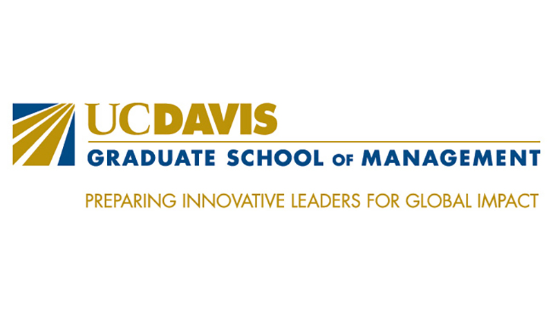 UC Davis Graduate School of Management's Dean's Distinguished Speaker Series