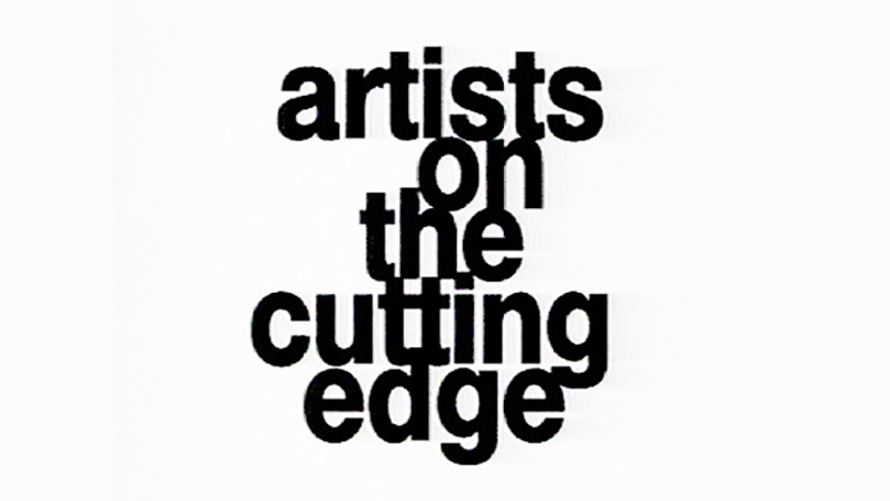 Artists on the Cutting Edge