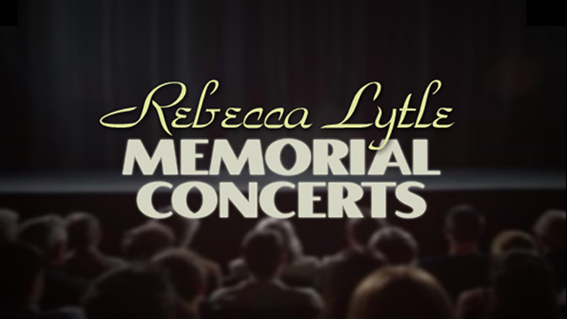 Rebecca Lytle Memorial Concerts