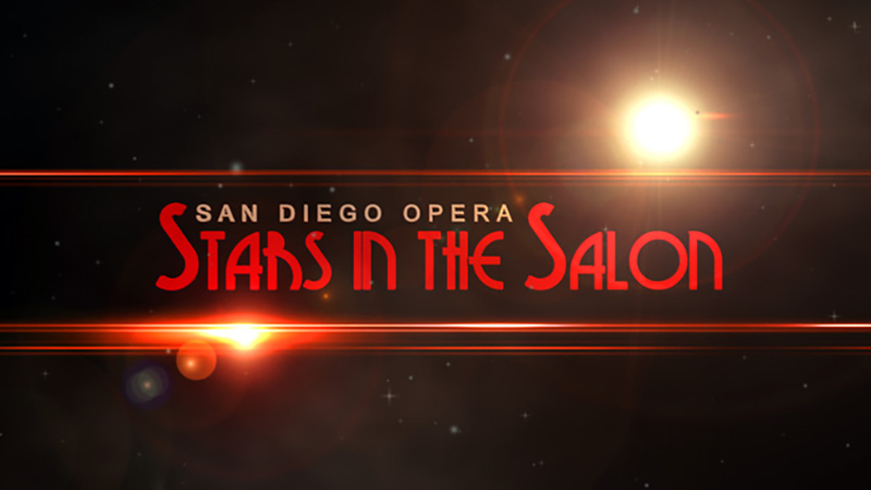 San Diego Opera Stars in the Salon