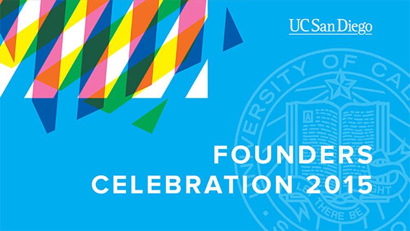 UC San Diego Founders 2015
