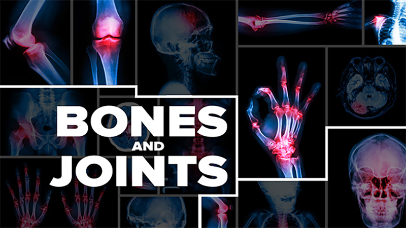 Bones and Joints: Injury, Repair and Keeping Them Healthy