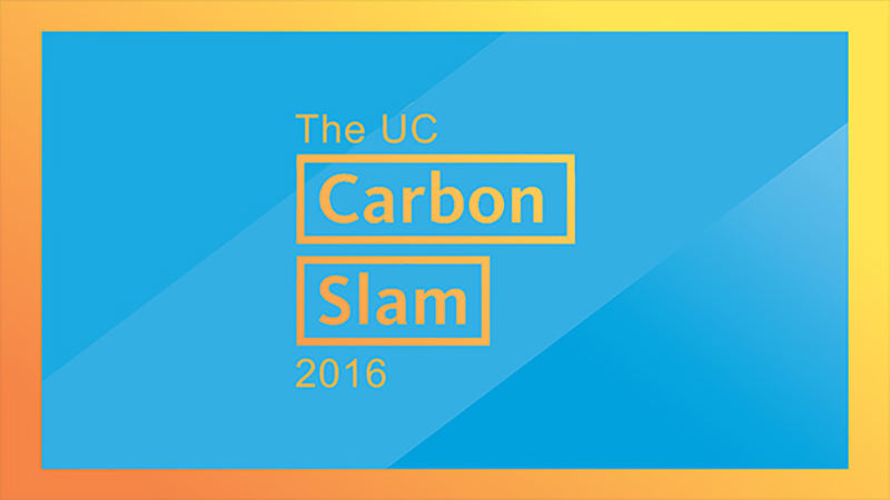 UC Carbon Slam 2016