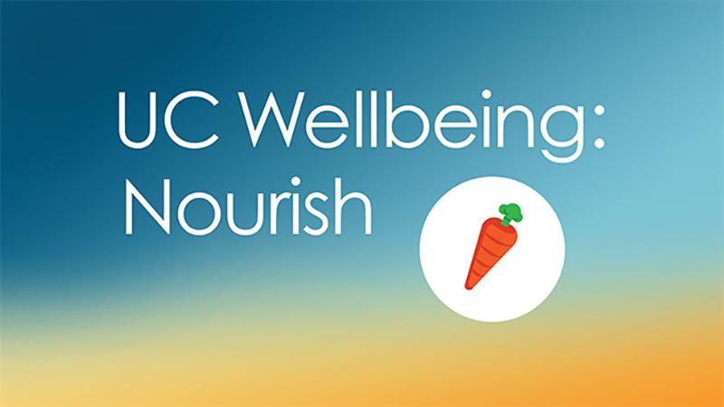 UC Wellbeing: Nourish